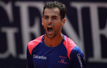 ¡Vamos Colombia! Santiago Giraldo avanzó a la ronda final del US Open
