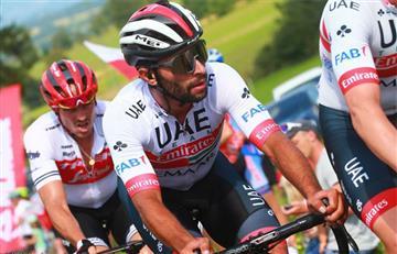 ¡Vamos campeón! Fernando Gaviria, favorito para ganar la primera etapa de la Vuelta a España