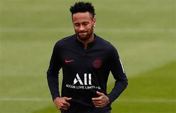 ¡No va más! Neymar no jugará más con PSG y sería nuevo compañero de este colombiano