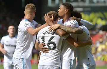 ¡Faltaba 'La Roca'! West Ham sumó su primer triunfo en Premier League