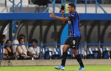 Golazos de Luis Fernando Muriel en la Serie A de Italia