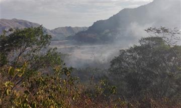 ¡Ahora Colombia! Incendios forestales en Tolima ya han arrasado más de 2 mil hectáreas