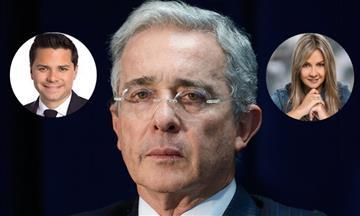 Luis Carlos Vélez y Vicky Dávila creen que Álvaro Uribe será declarado inocente