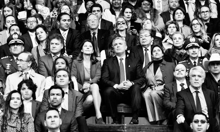 Los corruptos reunidos en un solo lugar. Foto: Twitter