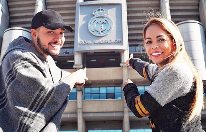 Jessi Uribe y Sandra Barrios. Foto: Instagram/jesan0328