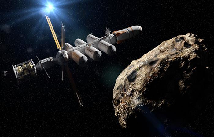 Esto es lo que dice la NASA del asteroide 'Caos de Dios'