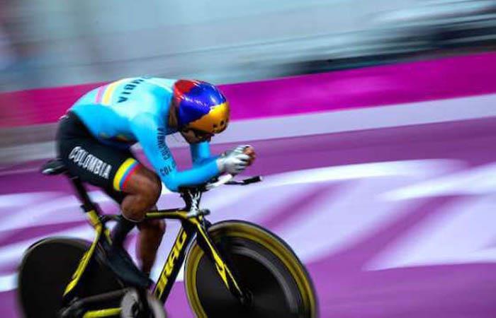 El paracycling le dio más preseas al deporte parapanamericano colombiano. Foto: Twitter