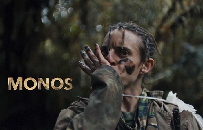 'Monos' será representación por Colombia en los Premios Oscar y los Goya de España