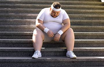 ¿Haces ejercicio y te pasa esto? ¡No hay problema, apaguen las alarmas!