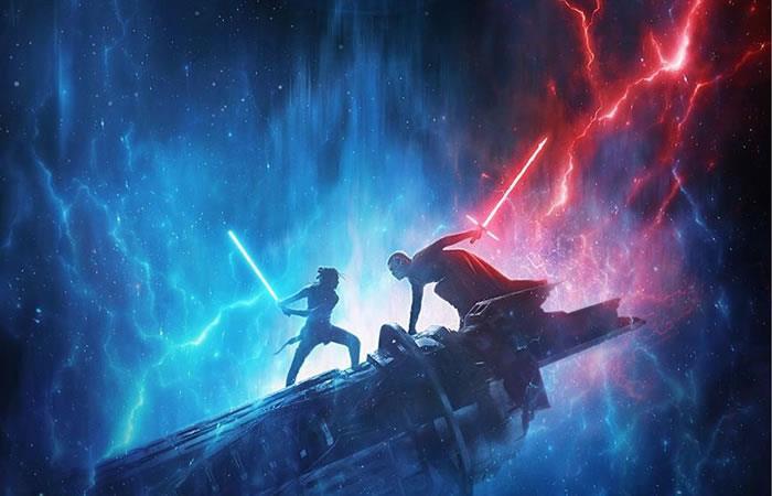 'Star Wars: El ascenso de Skywalker' estreno en diciembre. Foto: Instagram