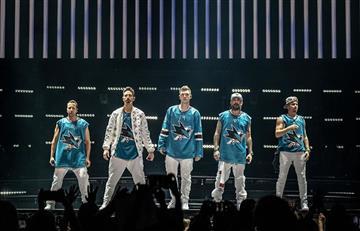 ¡Lo confirman! Ya hay fecha y precios de boletería para concierto de Los Backstreet Boys en Bogotá