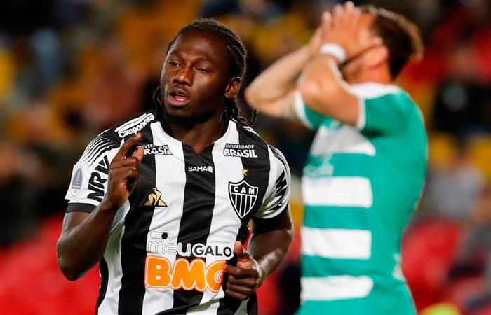 Copa Sudamericana Resultado Goles Partido La Equidad Atlético Mineiro