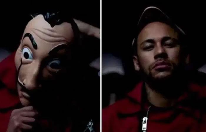 'La Casa de papel': Liberan capítulos donde aparece Neymar en la temporada 3