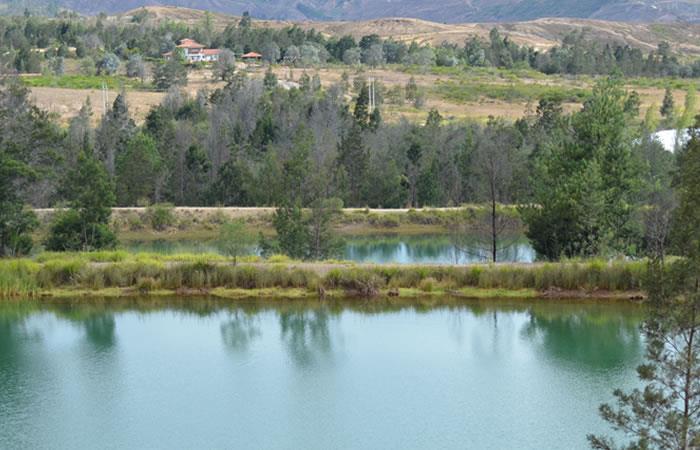 Pozos azules de Villa de Leyva ¡una belleza!