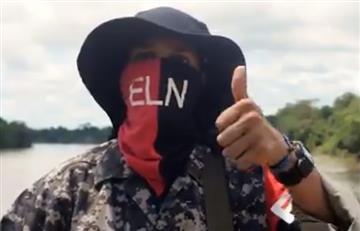 """""""Bienvenidos"""": Comandante del ELN, tras retoma de las armas por parte de exlíderes de las FARC"""