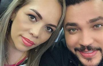 Esposa de Jessi Uribe lo llama 'inmaduro' por no hablar con ella de supuesto divorcio
