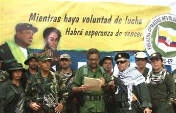 [VIDEO] Iván Márquez y otros exlíderes de las FARC retomaron las armas