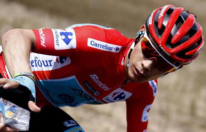 La Vuelta resultados etapa seis Jesús Herrada Miguel Ángel López Dylan Teuns