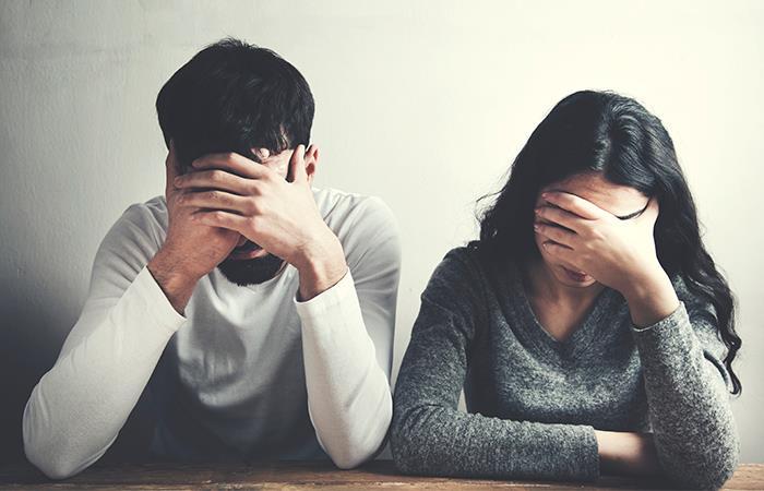 ¿Qué sucede en mi cuerpo cuando peleo con mi pareja?