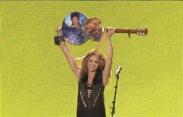 Película de Shakira sobre su gira 'El Dorado' muy pronto en las salas de cine