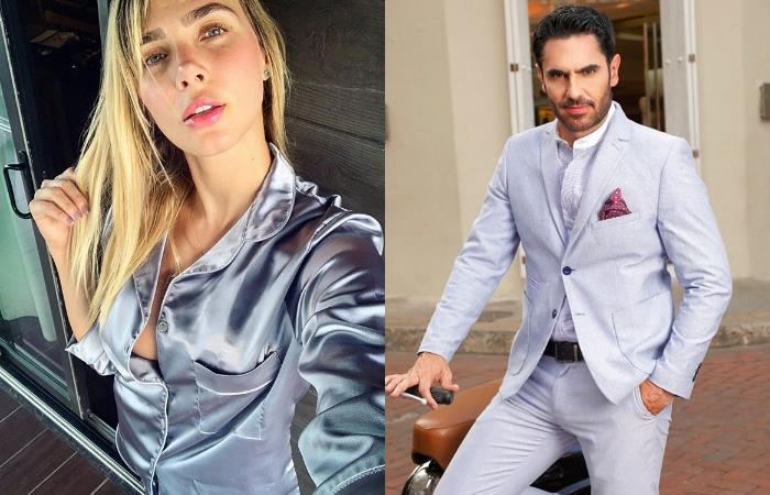 Elizabeth Loaiza/Lincoln Palomeque. Foto: Instagram