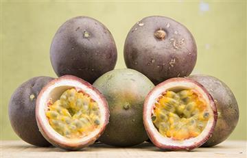 ¿Conoces la gulupa? Una fruta que te ayudará a tener buen funcionamiento del colon
