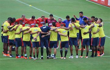 ¡Problemas para Queiroz! Se confirma la primera baja de la Selección Colombia por lesión