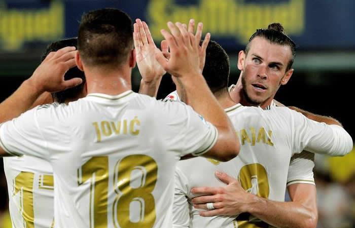 Gareth Bale salva punto para Real Madrid - EFE