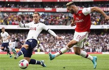Partidazo en Londres, Davinson Sánchez firme con el Tottenham