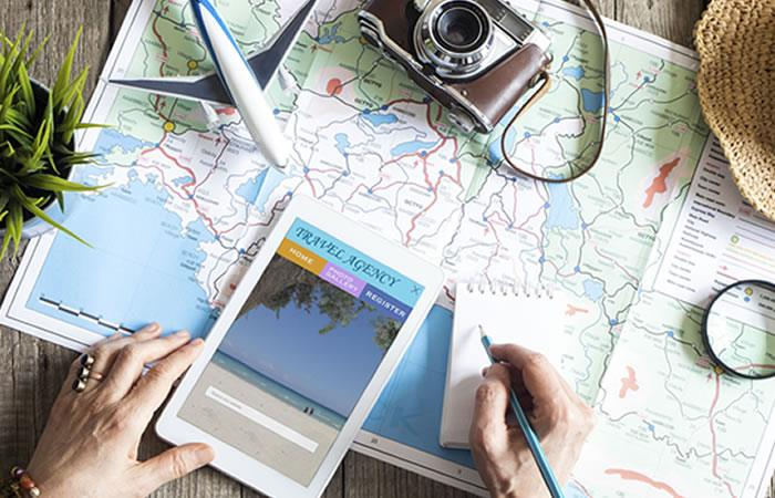 Estas estrategias de planificación te servirán para organizar tus viajes. Foto: Shutterstock.