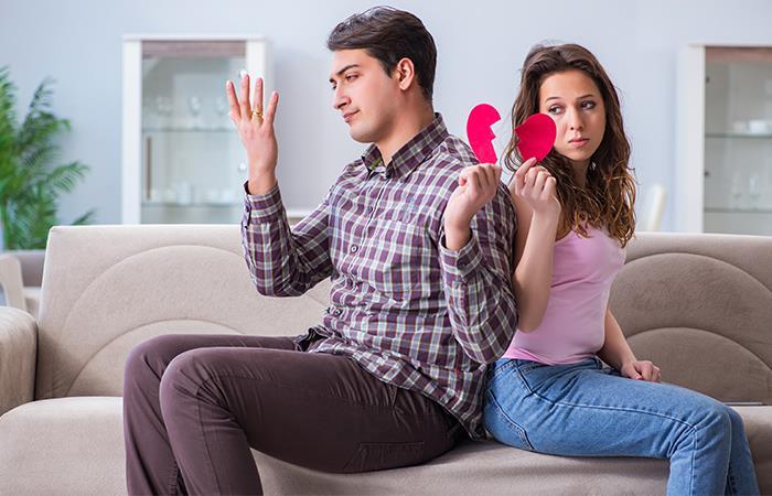 Salir de una relación tóxica está en tus manos. Foto: Shutterstock