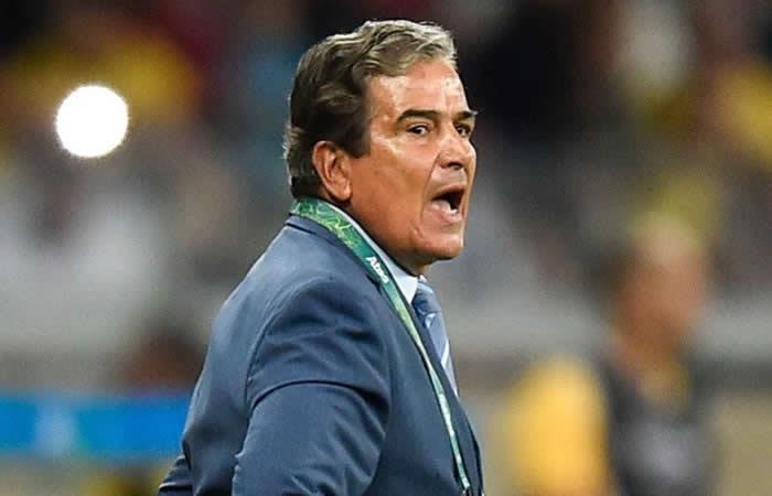 Jorge Luis Pinto técnico de Millonarios - EFE