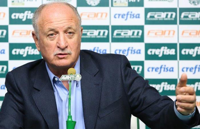 Brasileirao Luiz Felipe Scolari destituido Palmeiras