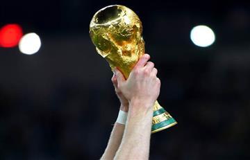 ¿Poca imaginación? Este es el logo oficial del Mundial Qatar 2022