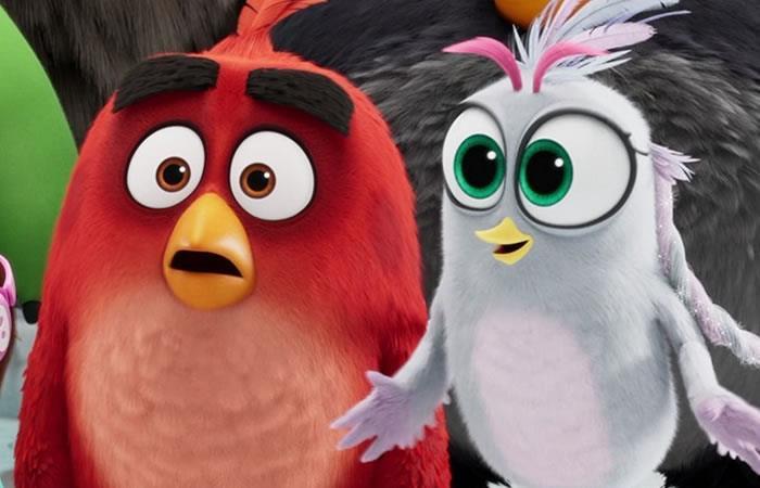 Angry Birds 2, una nueva enseñanza. Foto: Instagram