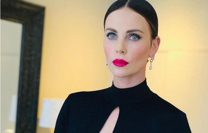 Charlize Theron sorprende con su cambio de look para 'Rápidos y furiosos 9'