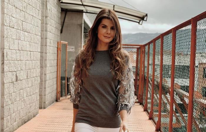 Carolina Cruz revela otra de sus facetas. Foto: Instagram