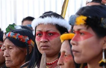 Mujer indígena, ejemplo de lucha y reivindicación