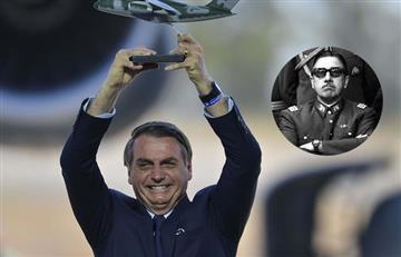 [VIDEO] Bolsonaro alabó la dictadura de Pinochet en Chile