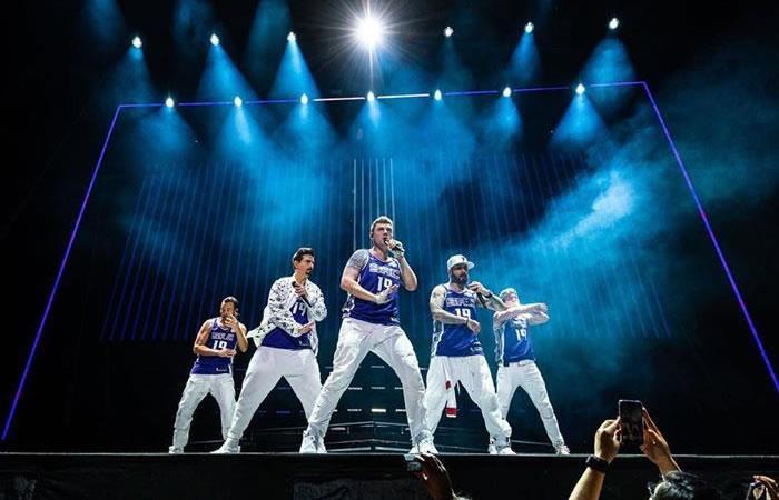 Backstreet Boys llegaràn a Colombia en 2020. Foto: Instagram