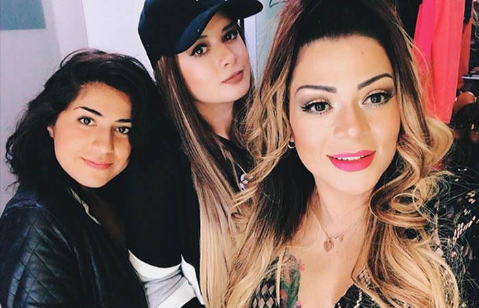 Hijas de Marbelle. Foto: Instagram
