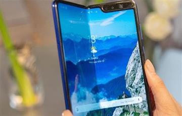 Descubre el nuevo dispositivo plegable de Samsung