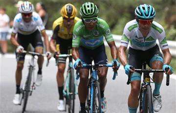 ¡Se lució! Nairo Quintana habló tras su estupenda actuación en la etapa 14 de La Vuelta