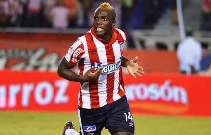 Toloza tuvo un destacado paso por Junior. Foto: Twitter