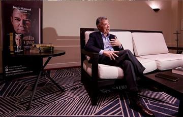 """""""Las FARC dejaron de existir"""": Santos tras rearme de líderes de la antigua guerrilla"""