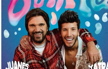 ¡De lanzamiento! Sebastán Yatra y Juanes estrenan su canción 'Bonita'