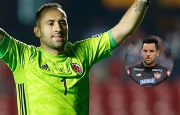 """""""David está a otro nivel"""": Sebastián Viera alabó la actuación de David Ospina"""