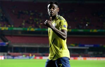 ¡Por la victoria! Esta sería la formación de Colombia para enfrentar a Brasil