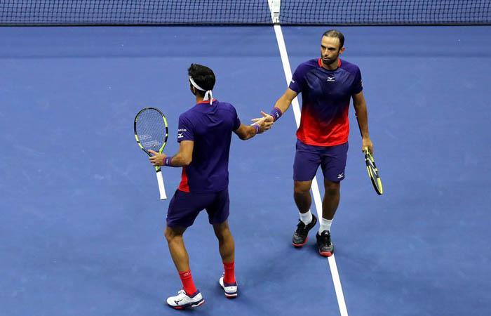 Cabal y Farah acumulan dos títulos de Grand Slam. Foto: Twitter @ATPTour_ES