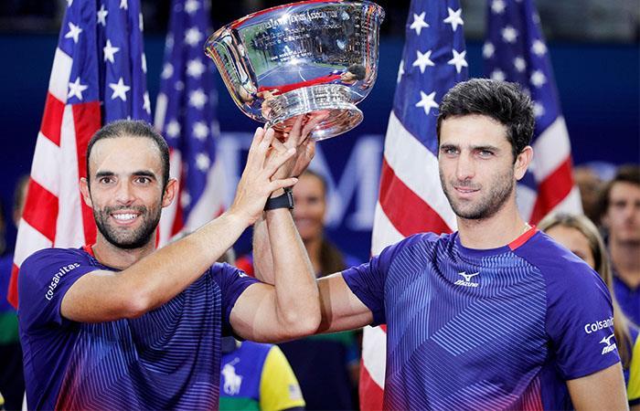 US Open Cabal y Farah dedicaron título